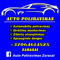 Auto poliravimas